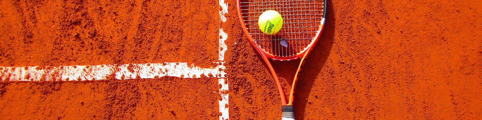 Tennisbanner Leibedingungen