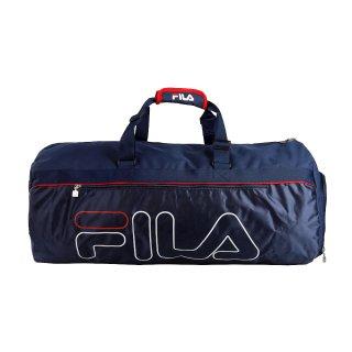 FILA Bag Oscar | Unisex | peacoat blue  white  fila red |