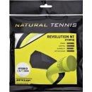 Dunlop TAC REVOLUTION NT Tennissaite | 12M SET | BLK/YLW...