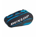 Dunlop TAC FX-PERFORMANCE Tennistasche | 8RKT | THERMO BLACK/BLUE