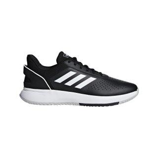 Adidas Courtsmash Outdoor Tennisschuh   Herren   schwarz  