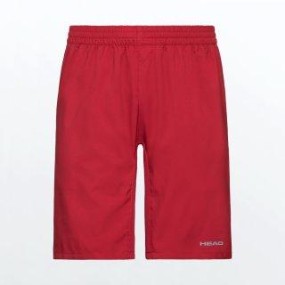 HEAD Club Bermuda Shorts | Jungen | rot |