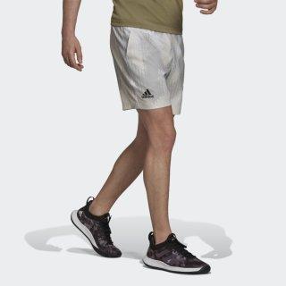 adidas Printed Short | Herren | WHITE/GREONE |