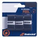 Babolat VS Original | Overgrip | Schwarz | 3er Pack