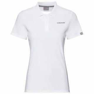 Head Club Tech Polo   Damen   white  