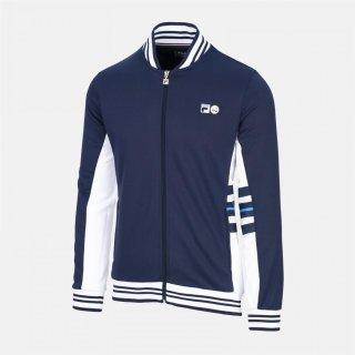Fila Jacket Liam   Herren   peacoat / white alyssum  