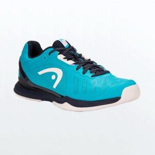 Head Sprint Pro 3.0 Carpet Tennisschuhe | Herren | Indoor |  ocean dress blue |