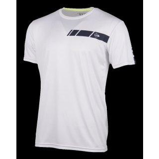 Dunlop AC Club Crew T-Shirt | Herren | weiß |