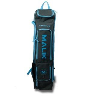 MALIK Stick Bag Arrow l Junior   blue grey l