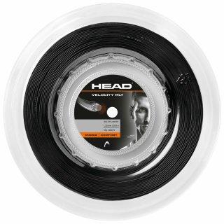 Head Velocity MLT Tennissaite | 200M Rolle | Black |