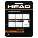 Head XtremeSoft Grip | 3 pcs Pack | Overgrip | WH