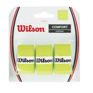 Wilson Pro   Overgrip   Gelb   3x