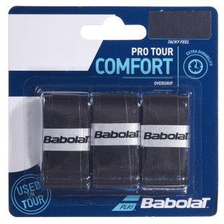 Babolat Pro Tour   Overgrip   Schwarz   3x
