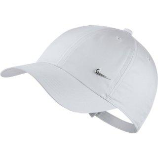 Nike Basecap | Kinder | weiß |