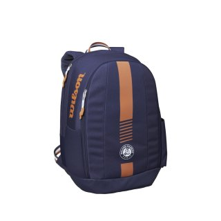 Wilson Roland Garros | Team Backpack | nav/clay