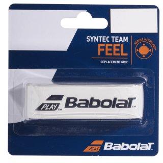 Babolat SYNTEC TEAM   Basegrip   Weiss