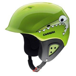 Carrera Ski-Helm | Green Crocodile |