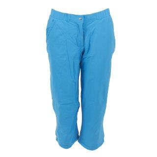 Limited Capri Classic Stretch Trainingshose | Damen | blau |