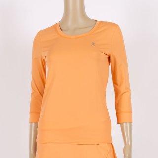 Tilly Shirt mit 3/4 Armen | Mädchen | orange |