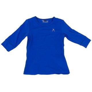 Tilly Shirt | 3/4 Arm | Mädchen | blau |