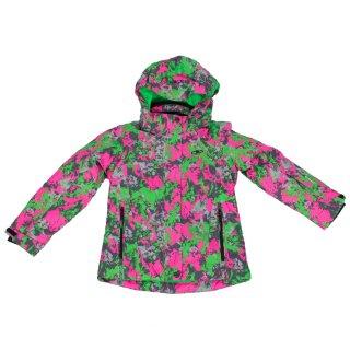 CMP Girls Snaps Hood | peppermint/pink |