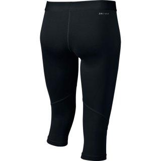 Girls Nike Pro Capri Trainingshose | Mädchen | schwarz |