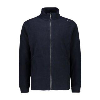CMP Man Jacket-Fleecejacke | Herren | blue/black |