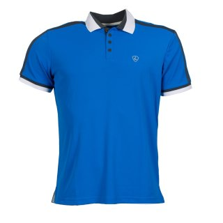 Limited Sports Polo Palle | Herren | electic blue |