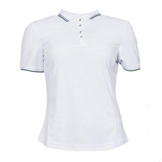 Limited Sports Polo Pauline | Damen | weiß |