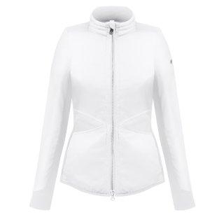 Poivre Blanc Double Layer Jacke |  Damen | weiß |