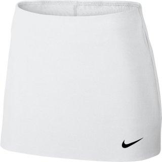 Nike Womens Court Power Spin Tennis Skirt Tennisrock   Damen   weiss  