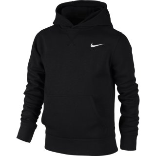Nike  YA76 Brushed Fleece Kapuzenpullover   Jungen   schwarz  