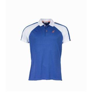 Australian  LAlpina Polo Ace   Herren   blau/weiß  