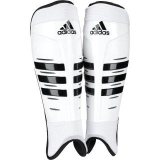 adidas Hockey SG Schienbeinschoner   white  