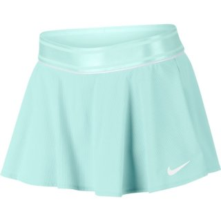 Nike Court Tennisrock l Mädchen l teal/white l