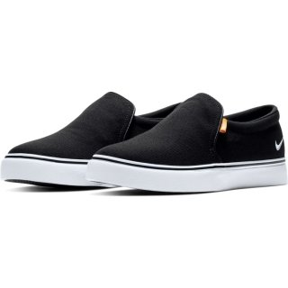 Nike Cort Royale AC SLP Lifestyle Schuh l Damen l schwarz/weiss l