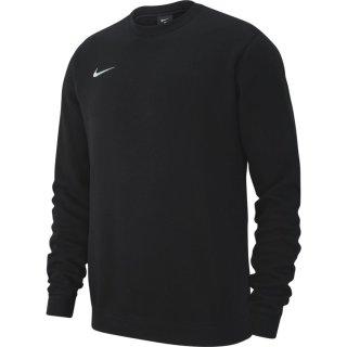 Nike Crew FLC TM Pullover Club19 Pullover | Herren | black/ white |