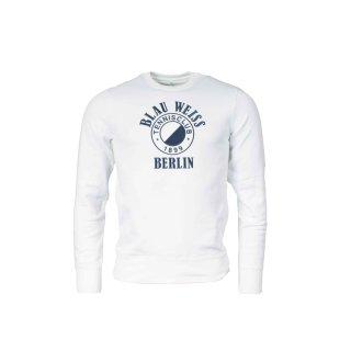 TC 1899 BW Sweatshirt   Herren   weiss  