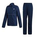 Adidas Trainigsanzug    Damen   blau  