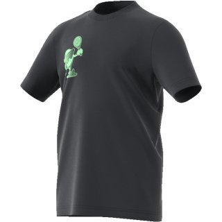Adidas Cat Logo T-Shirt   Jungs   carbon  