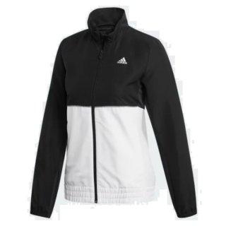 Adidas Trainingsanzug | Damen | schwarz/weiss |