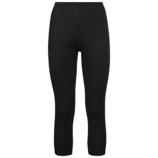 Odlo 3/4 Skiunterhose   Damen   schwarz  