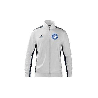 Adidas Trainingsjacke | Herren | mit TC BW Logo | weiß |