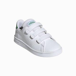 Adidas ADVANTAGE  Sportschuhe | Kinder | weiß |