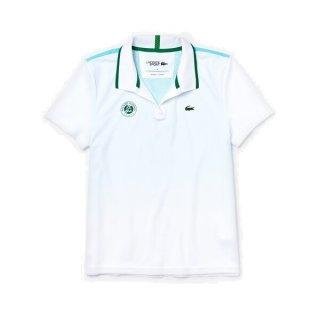 Lacoste Sport Polo | Damen | weiß/grün |