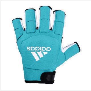 adidas HKY OD Handschuhe 19/20   aqua/white  