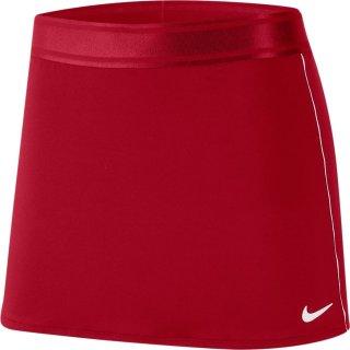 NikeCourt Dri-Fit Tennisrock | Damen | rot |