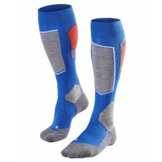 Falke Skisocken |  Herren | blue/grey/orange |