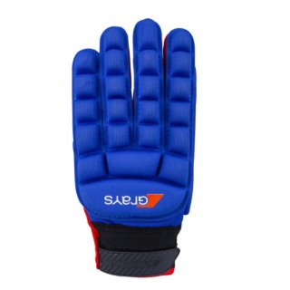 Grays GLV INT PRO BLUE LH Handschuh | Halle | blau/schwarz |