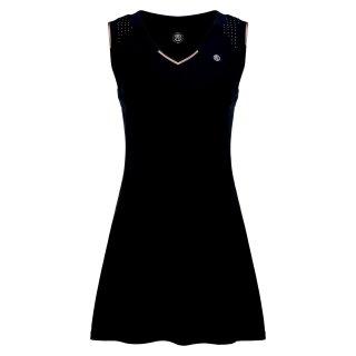 Poivre Blanc Tenniskleid | Damen | blau |